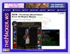 theHacker.ws - theHacker online (Version 2) - World of Warcraft