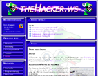 theHacker.ws (Version 3) - Archiv